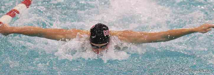 Cornell Posts 1-2-3-4-5-6-7 Finish in Men's 400 IM On Day 2 Of Zippy Invite