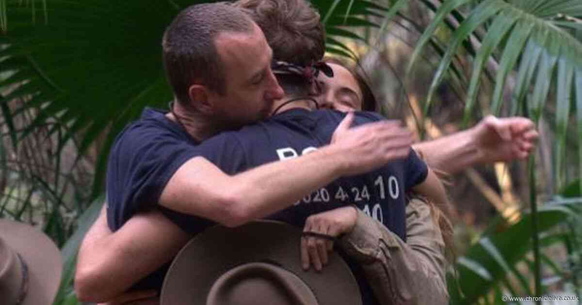 Who won I'm A Celebrity? Andrew Whyment, Jacqueline Jossa and Roman Kemp compete in final