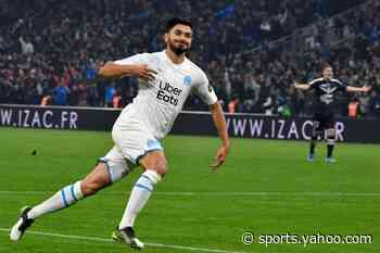 Marseille make it six in a row against Bordeaux to stay with PSG