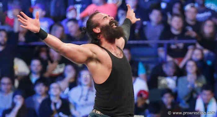 Luke Harper Released from WWE