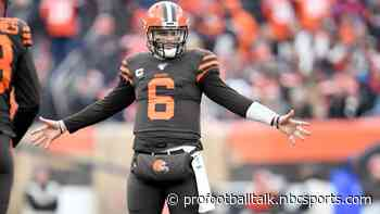 Baker Mayfield calls out Browns training staff