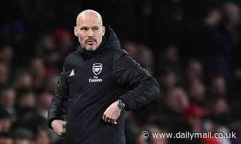 Arsenal interim boss Freddie Ljungberg believes TOP FOUR is still possible for the Gunners