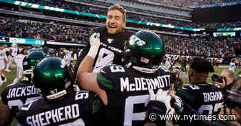 Video Review Call Boosts Jets' Winning Drive