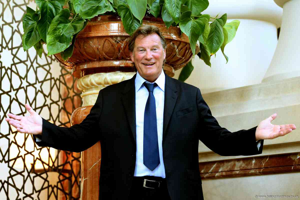 Glen Hoddle excited to return to Hayes for 'Evening with...' at Beck Theatre