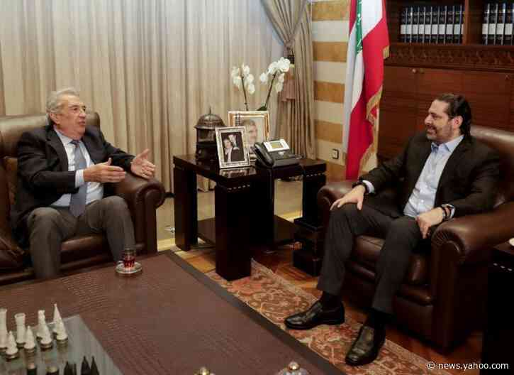 Consultations to choose new PM in protest-hit Lebanon delayed