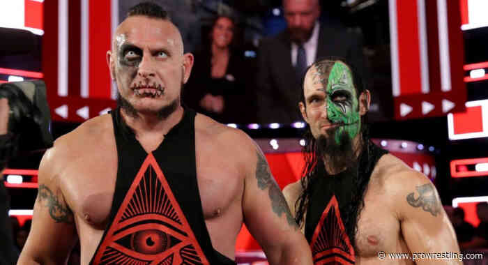 Konnor & Victor, The Ascension Released from WWE