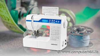 Medion MD 15694: Digitale Nähmaschine bei Aldi