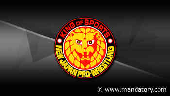 Ryu Lee Reportedly Signs With NJPW