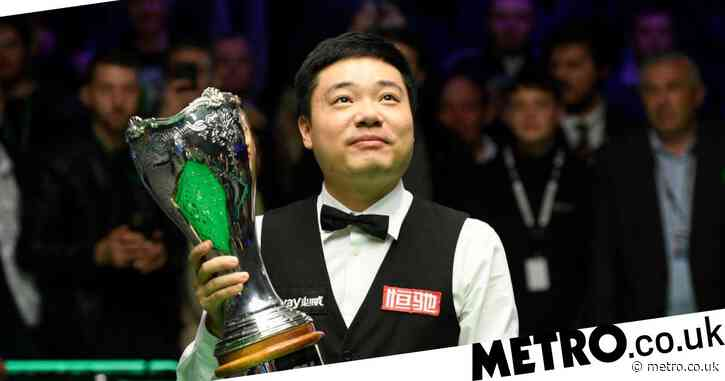 Ronnie O'Sullivan says Ding Junhui 'could be a mafia godfather' after UK Championship win
