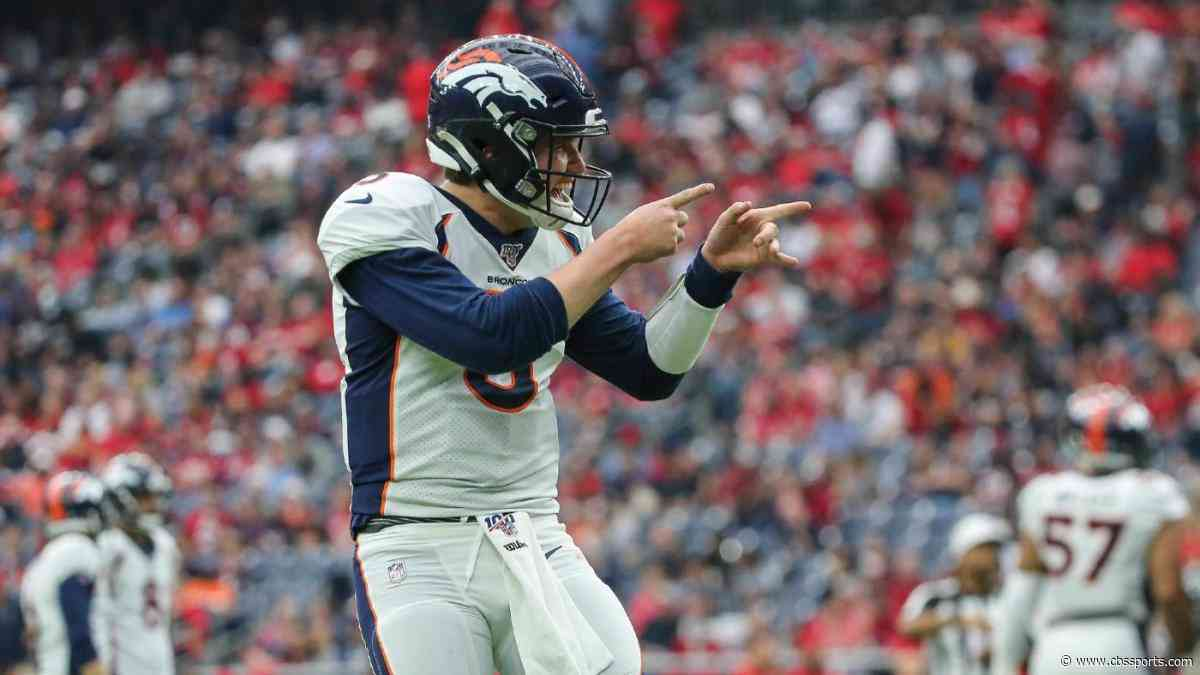 NFL Week 14 grades: Broncos get an A+ for beating down Texans, 49ers and Saints get same grade after wild game