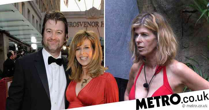 Kate Garraway's husband creeped out by I'm A Celeb fans' 'weird' Twitter account dedicated to her boobs