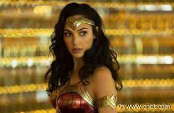 First Wonder Woman 1984 trailer sees Gal Gadot literally ride lightning     - CNET