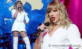 Taylor Swift headlines Capital's Jingle Bell Ball in London ahead of 30th birthday