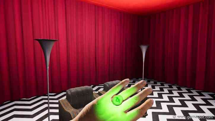 Twin Peaks VR Trailer--Escape The Black Lodge And Explore The Town Later This Month