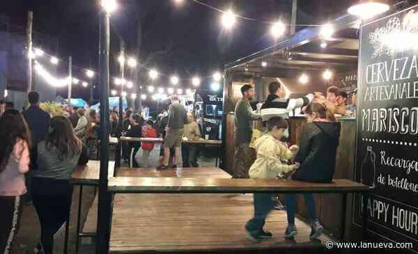 Dancing Mood y Pecadora cierran la Fiesta de la Cerveza en Monte Hermoso
