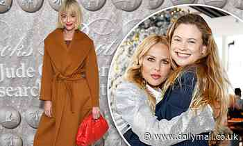 Jaime King and Behati Prinsloo join Rachel Zoe at the Brooks Brothers'