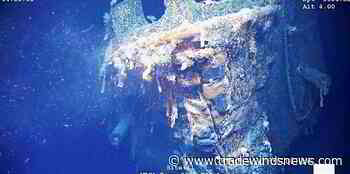 Swire MPSV locates lost WW1 battleship off Falklands