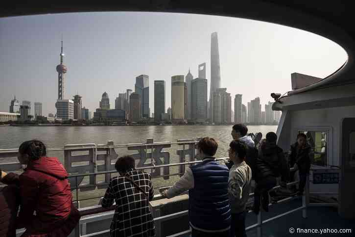 BlackRock, Vanguard Among Fund Giants Flocking to China