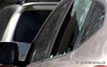 Crime Wave: Property crime spike