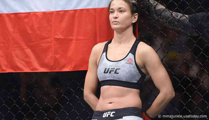 Karolina Kowalkiewicz vs. Yan Xiaonan added to UFC Auckland
