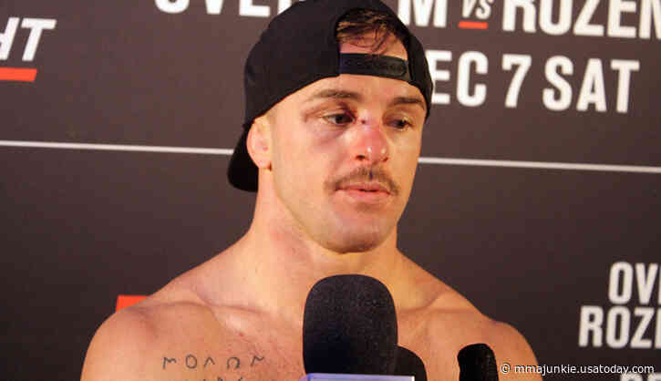 With lopsided stats in his favor, Cody Stamann not sure how draw with Yadong happened at UFC on ESPN 7