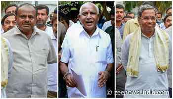Karnataka bypoll result today, BJP, Congress, JD(S) keep fingers crossed