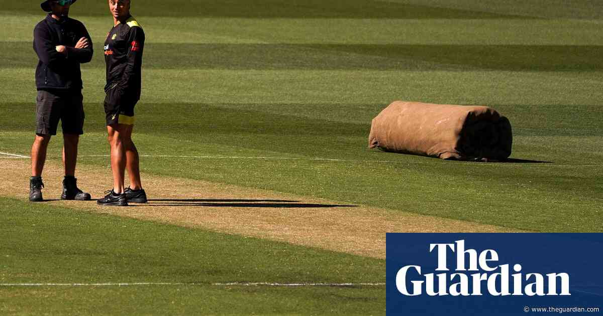 MCG curators 'went a bit too far' in adding life to Sheffield Shield pitch