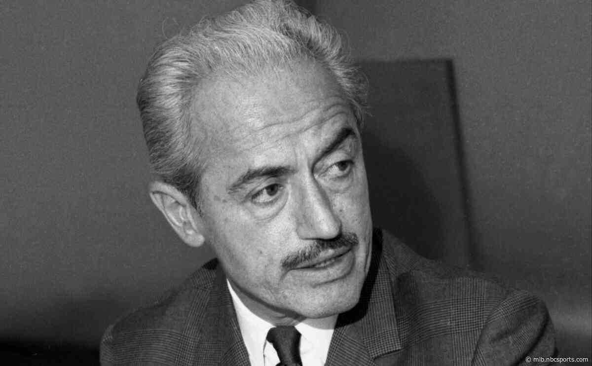 Marvin Miller, Ted Simmons elected to the Hall of Fame
