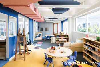 Flying colours: Giraffe Early Learning Centre
