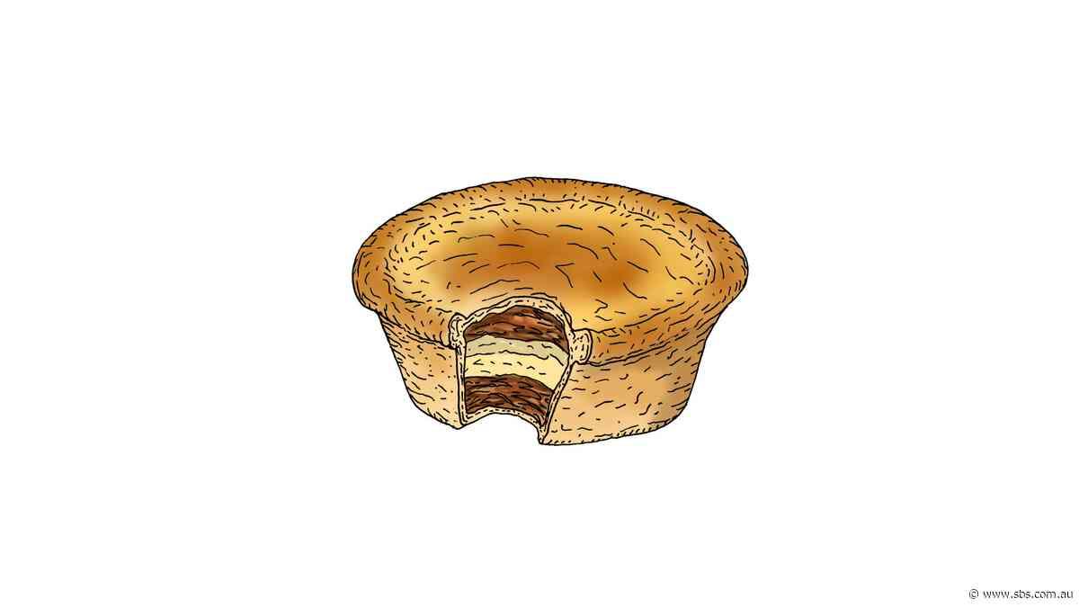 Moussaka pies