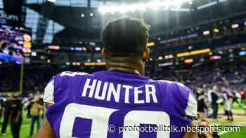 Danielle Hunter praises Minnesota's offensive line