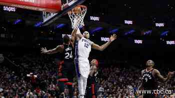Harris, Thybulle's big games leads 76ers past struggling Raptors