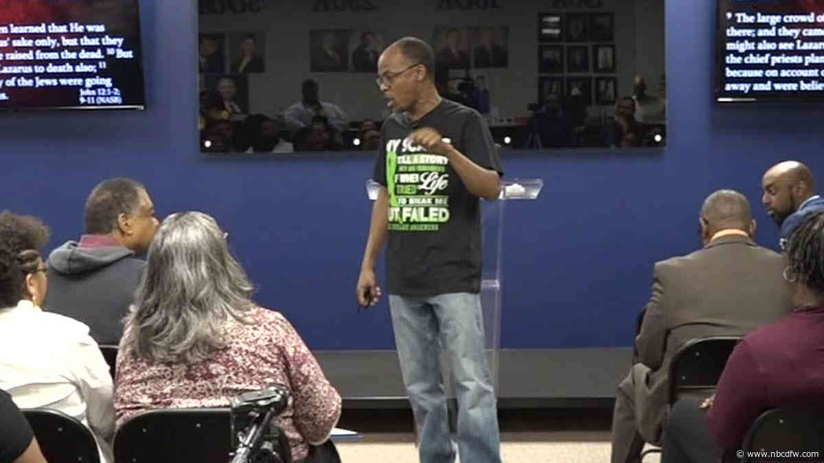 Plano Pastor Fighting Lyme Disease Returns to Pulpit