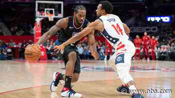 GAME RECAP: Clippers 135, Wizards 119