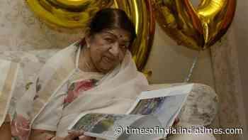 Lata Mangeshkar discharged from Mumbai's Breach Candy Hospital