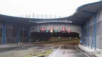 Verkehr: Beide Röhren des Schnelsentunnels an der A7 gehen in Betrieb
