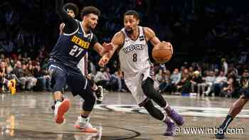 Nets stave off Nuggets