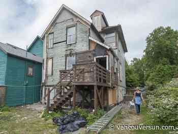 Decrepit Strathcona home likely added to Vancouver Heritage Register as part of development deal