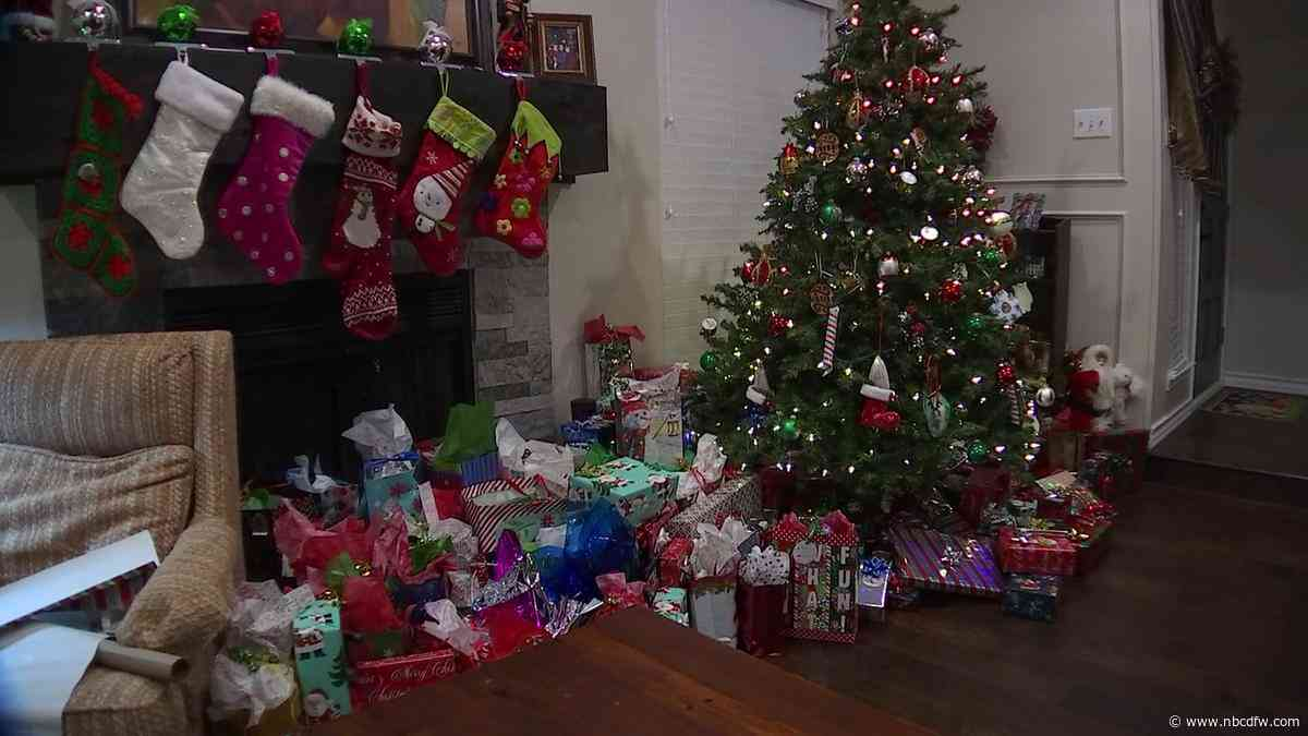 Holiday Toy Drive Held in Sherin Mathews' Memory