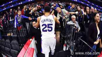 76ers top the Raptors