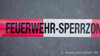 Notfälle: Feuerwehr-Großeinsatz nach Gasaustritt in Hamburg-Bahrenfeld