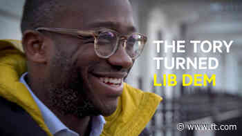 Why Tory defector Sam Gyimah is running for the Lib Dems