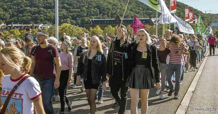 "Heidelberg:  ""Extinction Rebellion"" plant neue Protestwelle"