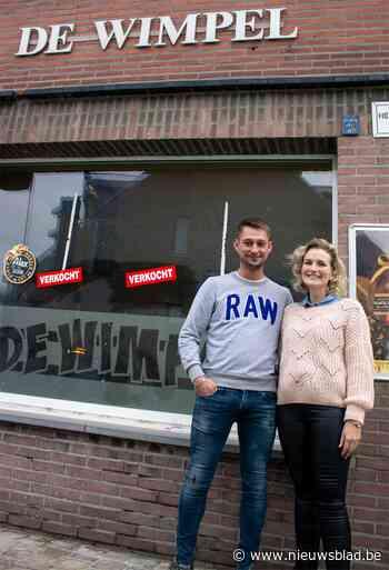 """Na anderhalf jaar krijgt Herdersem opnieuw een café, dankzij Fleur en Thomas: """"We willen mensen hier weer samenbrengen"""""""