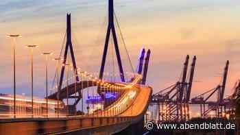 Hamburger Hafen: Bund will bei neuer Köhlbrandquerung helfen