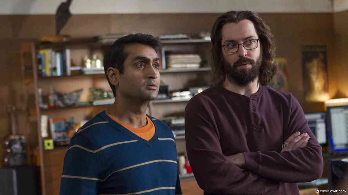 HBO's Silicon Valley gear for auction: Pied Piper badges, Gilfoyle's Satan iPhone case     - CNET