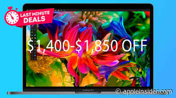 24-Hour Deal Zones: Save $1,400 to $1,850 on 15-inch MacBook Pros