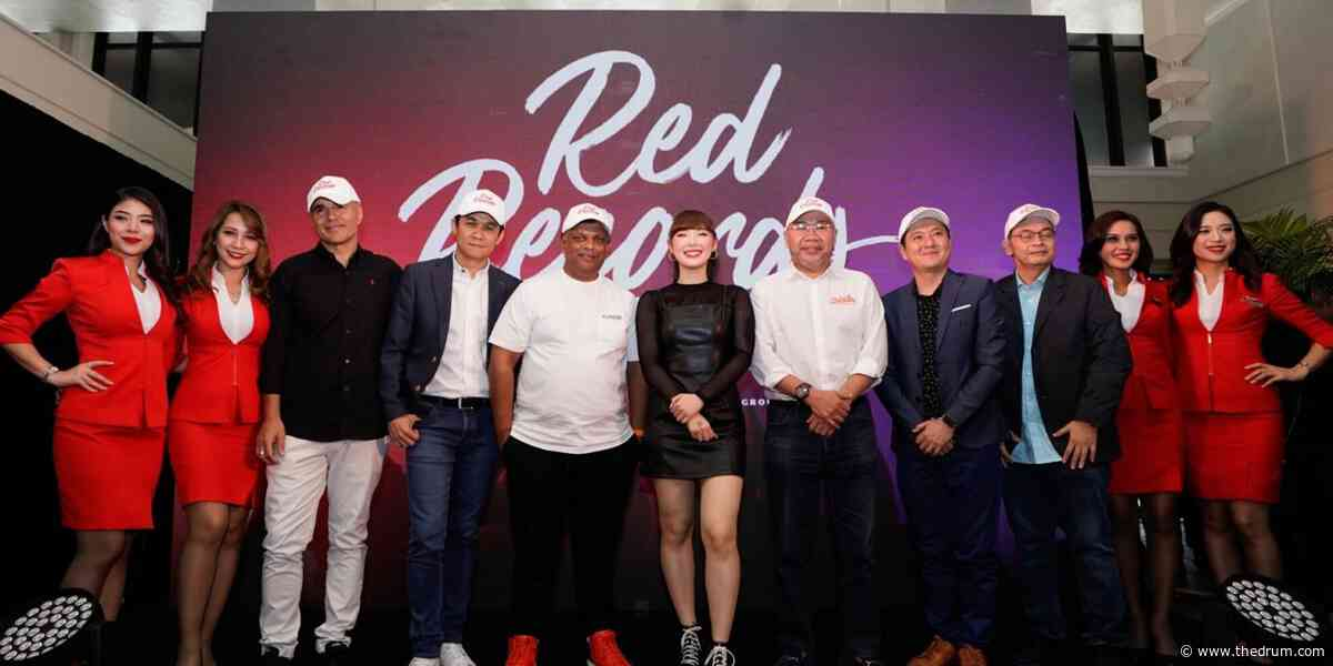 AirAsia and Universal Music launch new record label to champion Asian artists