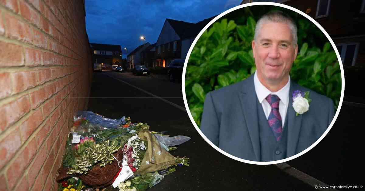Tributes and fundraising for 'true gentleman' Davie Cameron who was killed in Consett