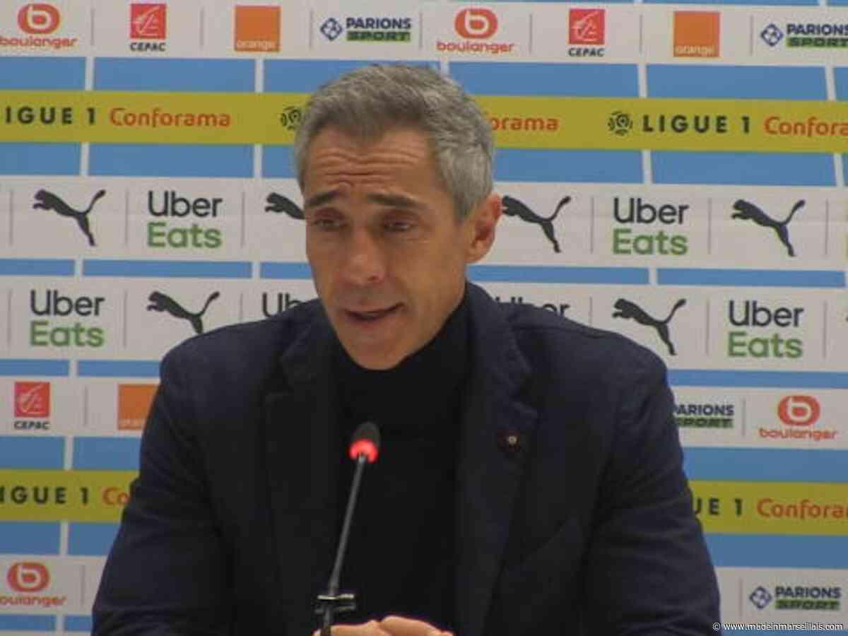 "Girondins - Sousa : ""Si l'OM continue comme ça..."""